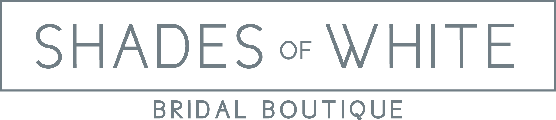 Shades of White Logo